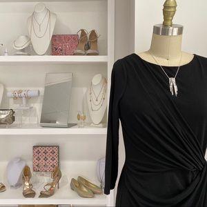 Catherine Malandrino • Gathered Waist Dress • S